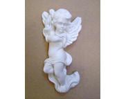 Ангел (гипс) 40х75х145мм