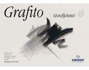 """*RR Альбом-склейка  для графики 160г 100% целлюлоза """"Grafito"""" 20л 32,5х46см"""