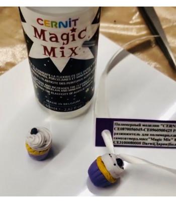 """Размягчитель-разжижитель для полимерн.глины Magic Mix"""" Darwi 80мл"""