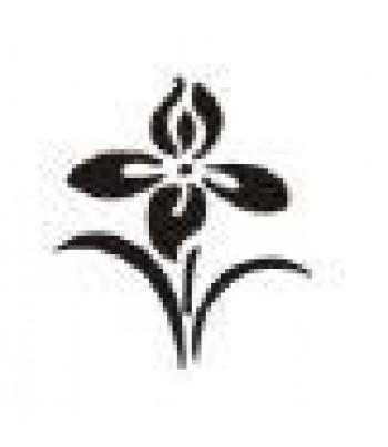 """СНЯТО С ПРОДАЖИ! Компостер фигурный вырубка 2,5см """"Орхидея"""""""