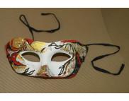 "Рекламный плакат А-3 Венецианская маска ""Коломбина"" Маска для декорирования M70823**Maimeri (Маймери) Италия MHB-8495-**Maranne Hobby (Марианн Хобби) Австрия"
