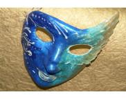 Рекламный плакат А-3 Голубая маска Маска для декорирования M70823**Maimeri (Маймери) Италия MHB-8495-**Maranne Hobby (Марианн Хобби) Австрия