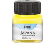 Краска по светл.тканям растекающаяся Javana (расфасована ЛХ) 30мл ЖЕЛТЫЙ