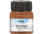 Краска по светл.тканям растекающаяся Javana (расфасована ЛХ) 30мл КОРИЧНЕВЫЙ