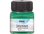 Краска по светл.тканям растекающаяся Javana (расфасована ЛХ) 30мл ЗЕЛЕНЫЙ ТЕМНЫЙ