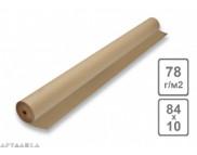 Бумага для эскизов Крафт ЛЛХ 70г хлопок+целлюлоза 840мм х 10м