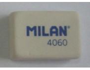 "Ластик""Milan""4060 (нат каучук  для НВ) 28х19.5х9.5мм"