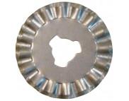 Набор круглых лезвий/ d20мм (2шт.) Волна для MS-15001