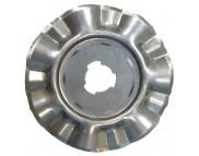 Лезвие круглое d45мм Фигурный зигзаг для MS-15601