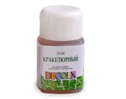 *Однокомпонентный кракелюр для акриловых красок  Decola 50мл
