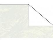 "RR п Картон ""Металлик"" 230г 20х30см легкое тиснение БЕЛЫЙ"