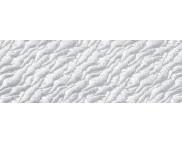 RR п Картон фольгированный 215г 20х30см одностор.тисненый СЕРЕБРО - ПЕСОК