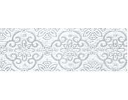 RR п Картон фольгированный 215г 20х30см одностор.тисненый СЕРЕБРО - ОРНАМЕНТ